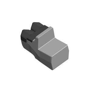 Carbide Tipped Fixed Teeth Fitting PTH Rock and Stone Multi Crushers