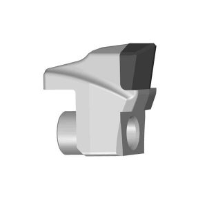 Carbide Teeth fitting FAE Mulcher with 1 Carbide tip,Type K Style