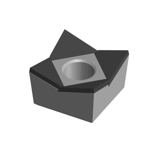 Carbide Saw Teeth Fitting Forestry Mulcher Quadco QVK4X4CB-G1 Style1